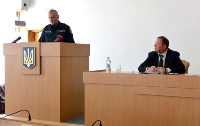 В Рівненській області призначили нового начальника поліції