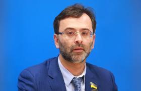 """Георгій Логвинський не вважає, що зміна політичної ситуації в США може негативно вплинути на Україну (Фото - """"УНІАН"""")"""