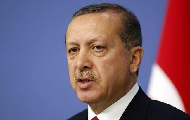 Президент Туреччини заявив про припинення миру з курдами
