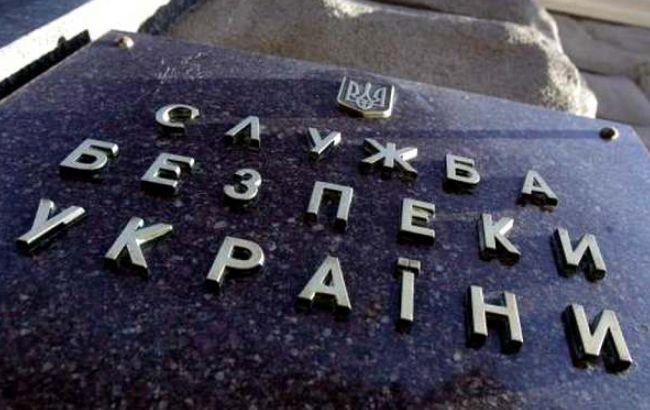 Фото: в Тернополе задержали торговцев нелегальным оружием