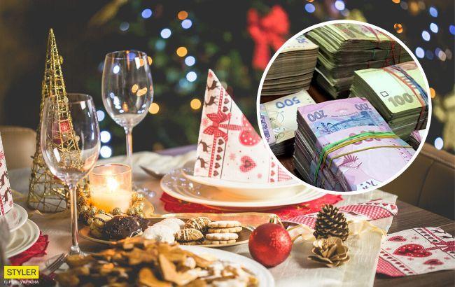 Новый год на пороге: когда покупать продукты на стол