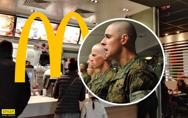 """Украинца забрали в армию прямо из """"МакДональдса"""": детали скандала"""
