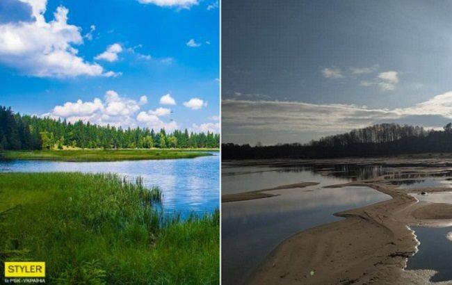 Одноиз семи природных чудес Украинынастигла экокатастрофа: деталии фото