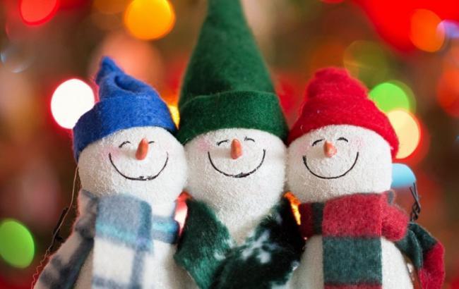 новорічні свята