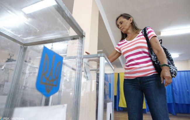 В Украине изменили избирательный адрес более 90 тысяч граждан