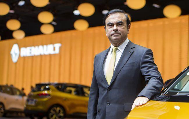 Після арешту голови Renault-Nissan-Mitsubishi акції Renault впали на 15%