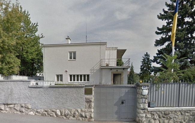 Посольство Украины пострадало от сегодняшнего землетрясения в Хорватии
