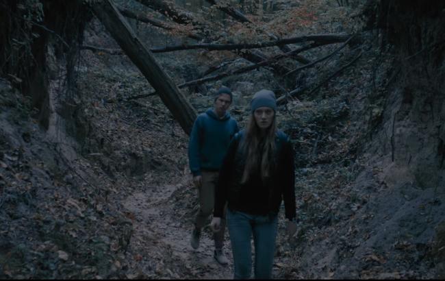 """Фото: Кадр из трейлера украинского фильма ужасов """"Лысая гора"""""""