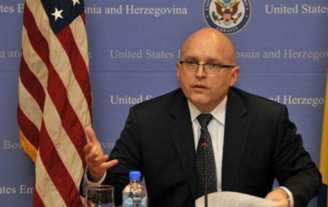 США призначили в. о. помічника держсекретаря по Європі та Євразії