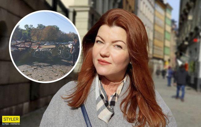 У Дніпрі в результаті вибуху авто трагічно загинула прес-секретар ДСНС: була однією з кращих