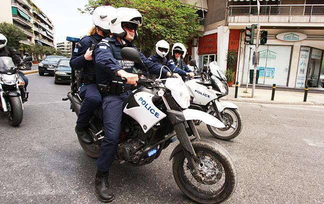 В центре Афин произошли столкновения, трое раненых