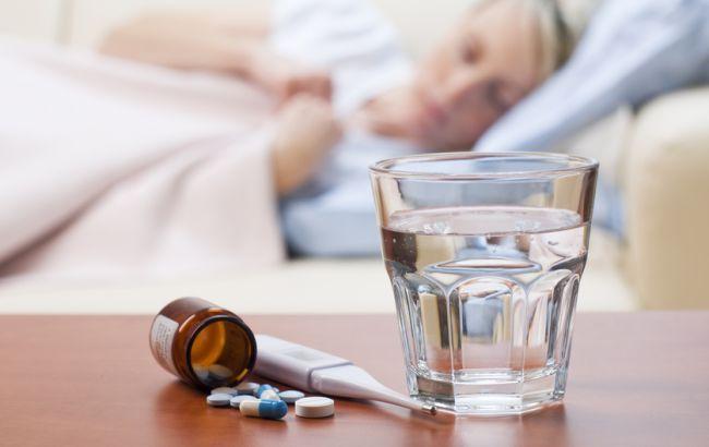 В Україні від грипу померли 289 людей