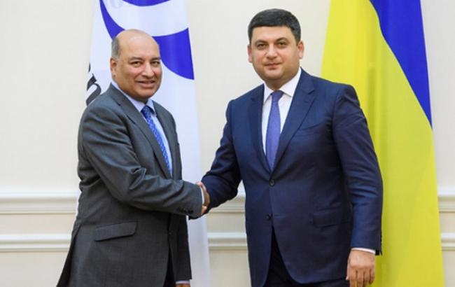 Президент ЄБРР: Україна рухається вправильному напрямку