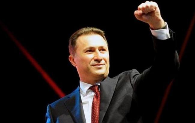 Правящая партия Македонии собирается отпраздновать победу навыборах