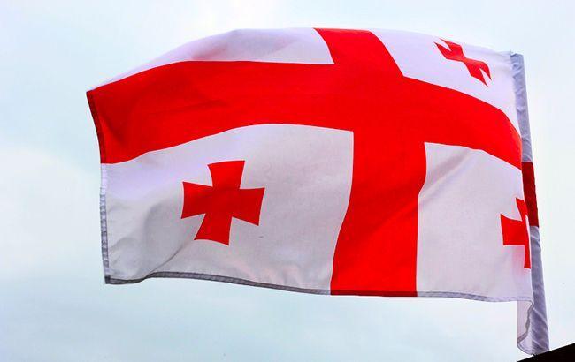 Фото: флаг Грузии (ru.torange.biz)