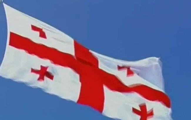 Фото: флаг Грузии