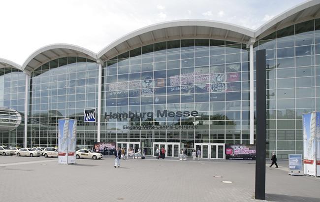Фото: виставковий центр у Гамбурзі (hamburg-messe.de)