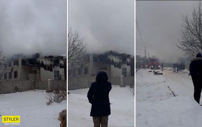 Страшный пожар в Харькове с 15-ю погибшими: появились новые фото и видео