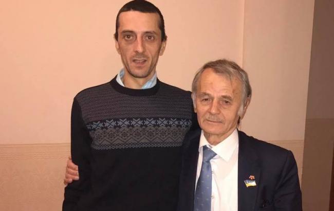 Фото: Ирина Геращенко рассказала, чего Владимир Путин хотел от Мустафы Джемилева за освобождение сына