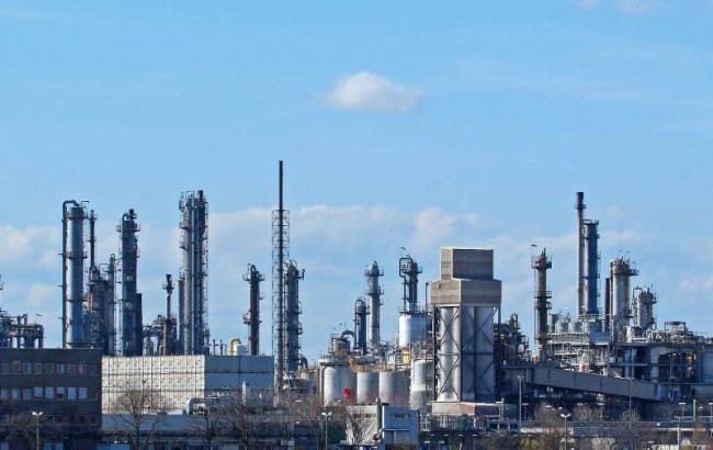 Фото: украинская химическая промышленность