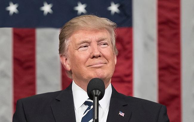 Фото: Дональд Трамп (facebook.com/POTUS)