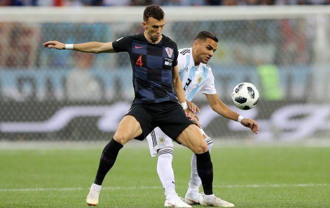 Фото: Аргентина - Хорватия (www.facebook.com/fifaworldcup)