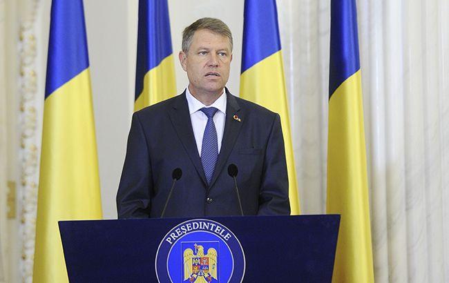 Президент Румынии призвал США укреплять восточный фланг НАТО