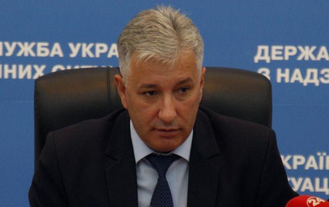 Интенсивного задымления в Киеве не наблюдается, - ГСЧС