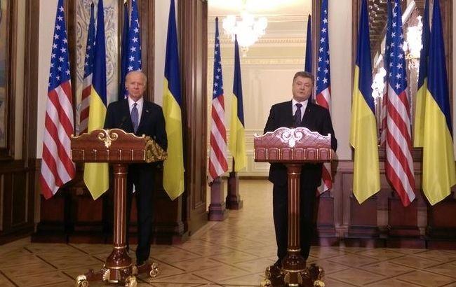 Встреча Порошенко и Байдена: основные тезисы