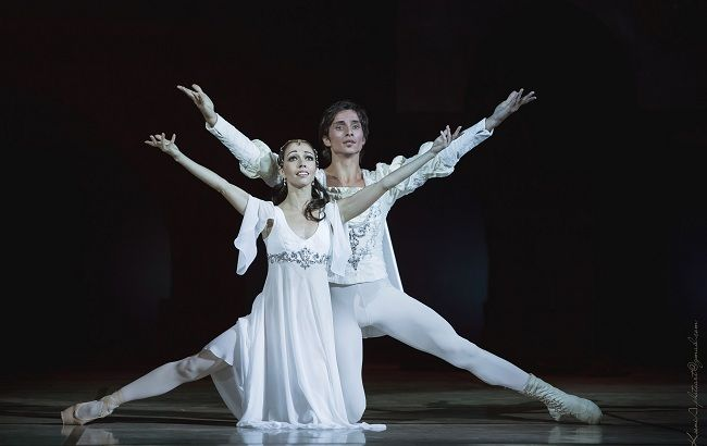 Зірка світового балету Олександр Стоянов став народним артистом України