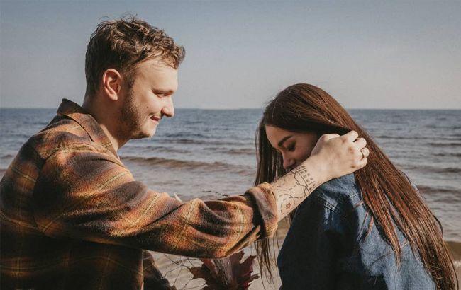 Главные романтики украинского шоу-биза показали эмоциональное видео о любви
