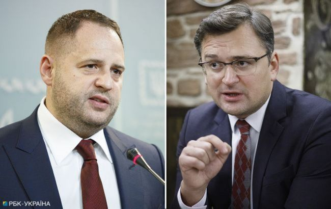 Ермак и Кулеба едут в Германию: обсудят Донбасс и Крым