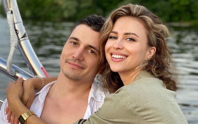 Українська ТБ-зірка вийшла заміж за француза Луї: сюрприз для всіх!