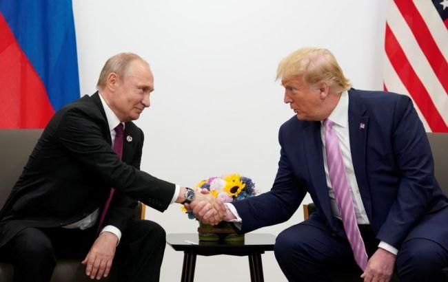 Трамп зробив тему українських моряків пріоритетною, - Путін