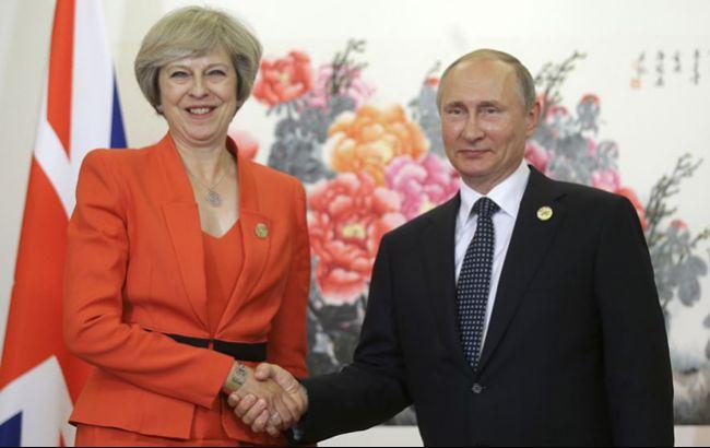 Мей та Путін можуть зустрітися на саміті G20, - The Guardian