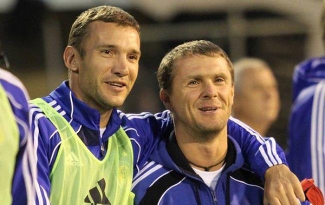 Ребров розкритикував пропозицію Шевченка з приводу збору національної команди