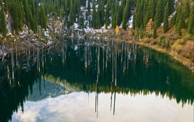 """Каньйон, """"сахара"""" і підводний ліс: топ-3 місць екзотичної країни поруч з нами"""