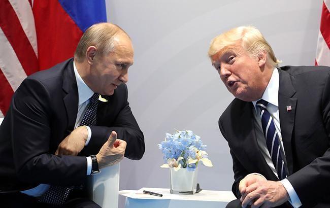Трамп оголосив про зустріч з Путіним