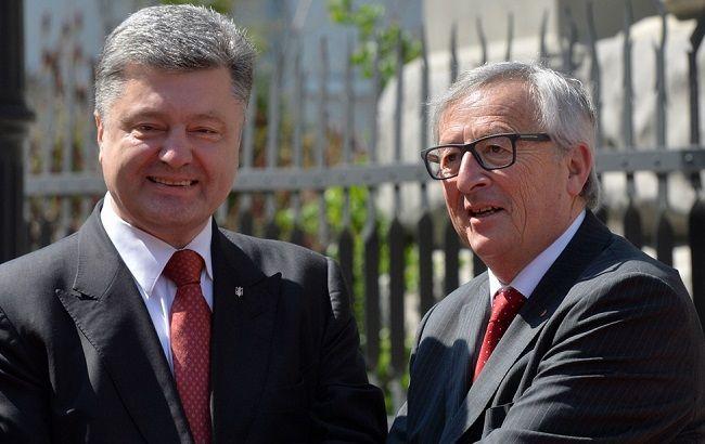 Ноября Рада должна рассмотреть законы безвизового пакета до9— Порошенко