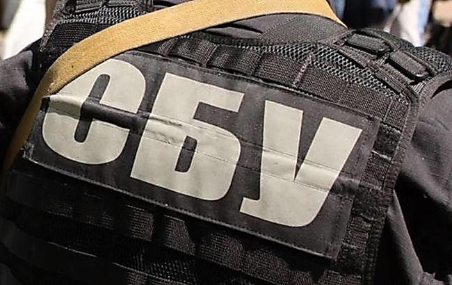 В Херсоне СБУ задержала группу людей за запуск квадрокоптера над военной частью