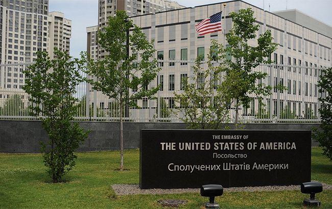 """Посольство США осудило нападение на кинопоказ в рамках """"Киевпрайда"""""""