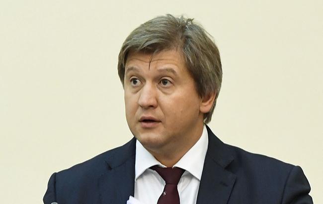 Кабмін планує знизити боргове навантаження до 55% ВВП до 2020 року, - Данилюк