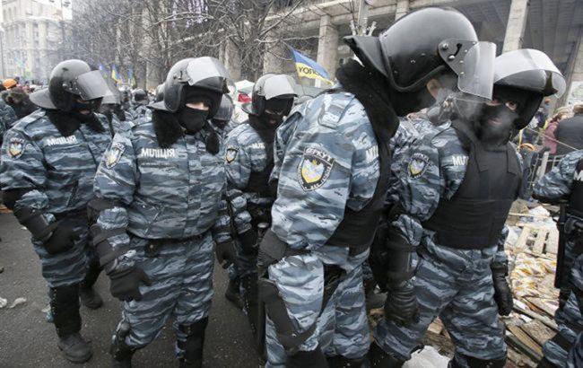 """По справах Майдану оголосили підозри двом екс-бійцям """"Беркуту"""""""