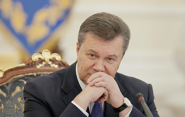 Суд над Януковичем продолжил заседание по делу о госизмене