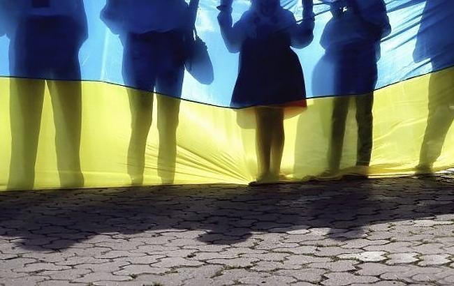 Фото: Украинцы (Униан)