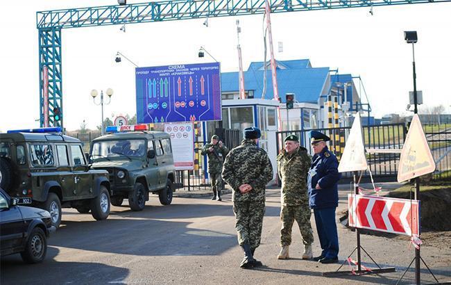 Фото: украинские пограничники (УНИАН)