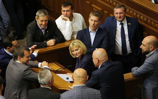Фото: народные депутаты (УНИАН)