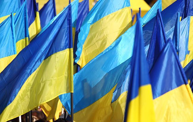 Фото: Флаг Украины (РБК-Украина)