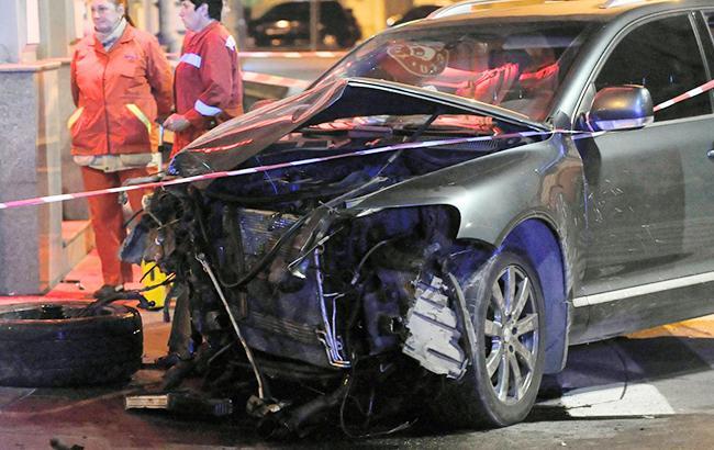 ДТП в Харькове: эксперты не смогли установить скорость автомобиля Зайц