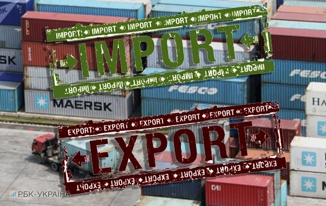 Украина увеличила на более 31% экспорт продуктов в Евросоюз